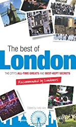 The Best of London by Holly Ivins (2012-11-23)