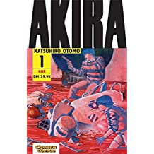 Akira, Original-Edition (deutsche Ausgabe), Bd.1