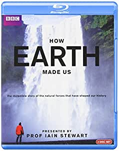 How Earth Made Us [Blu-ray] [Region Free]