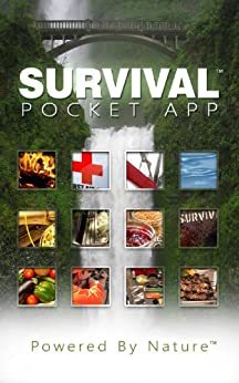 Survival Pocket App.: Powered By Nature (English Edition) par [Angelo, Michael]