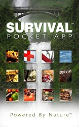 Survival Pocket App.: Powered By Nature (English Edition)