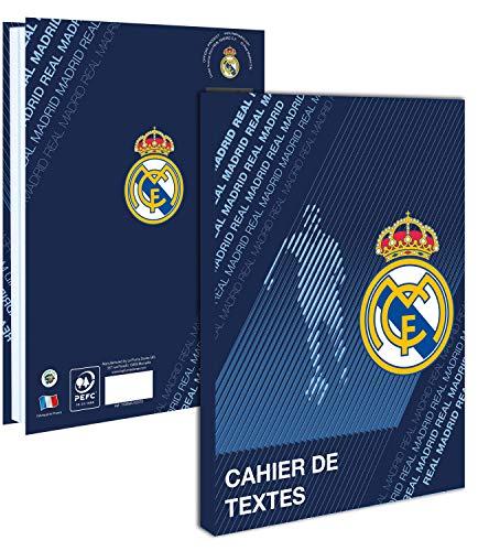 Hausaufgabenheft Real Madrid - offizielle Kollektion - Schulbeginn - Fußball