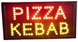 ENSEIGNE-PANNEAU-TABLEAU-LUMINEUSE-LED--PIZZA-KEBAB-IDEAL-POUR-VITRINES