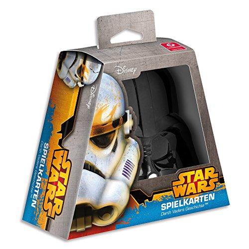 Preisvergleich Produktbild ASS Altenburger 22501584 - Star Wars Fan-Edition - Darth Vaders Geschichte