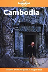 Lonely Planet Cambodia by Nick Ray (2002-08-02)