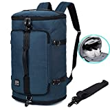 Travel Business Laptop Backpack 3-Way Water Resistant Duffel Luggage Gym Sports Bag