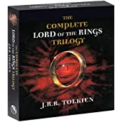The Complete Lord of the Rings Trilogy by Tolkien, J.R.R. (2012) Audio CD