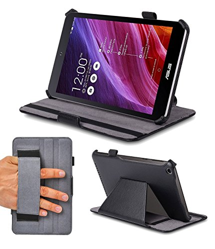 Supremery Originale ASUS MeMO Pad 8 ME181CX ProSieben Entertainment Pad Hülle Tasche Case Cover für Memo Pad 8 ME181CX ProSieben Entertainment Pad Hülle Case
