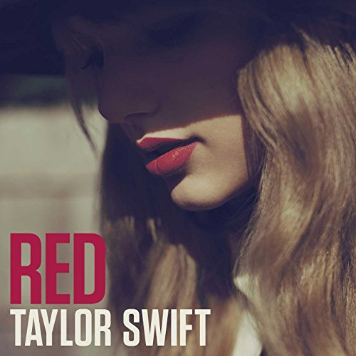 Taylor Swift: Red (Audio CD)