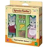 Sylvanian Families - Propietarios del supermercado (Epoch para...