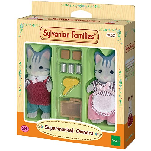 Sylvanian Families 5052 Supermarkt-Besitzer