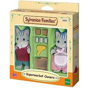 SYLVANIAN FAMILIES Sylvanian Families-5052 Muñecos bebé y Accesorios, Color Assorted Colours (Epoch para Imaginar 5052)