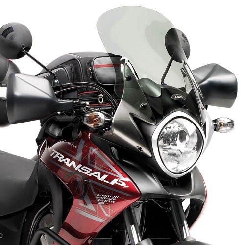 Givi - Bulle fumée Givi +15,5cm (D313S) Honda XL700V Transalp