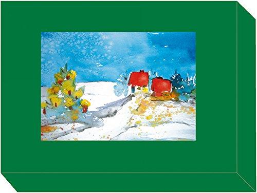 Kartenbox 'Renate Otto - Weihnachten'