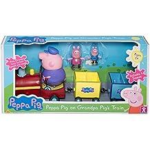 Peppa Pig Trenecito Del Abuelo