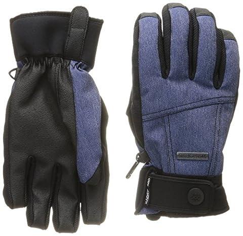 686 Parklan Field Glove - Indigo Twill Denim Large
