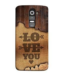 PrintVisa Designer Back Case Cover for LG G2 :: LG G2 Dual D800 D802 D801 D802TA D803 VS980 LS980 (Love Lovely Attitude Men Man Manly)