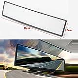 Szss-car à clipser Rétroviseur universel Convex Intérieur panoramique haute définition Grand Angle Rétroviseur Auto pour voiture SUV van Camion