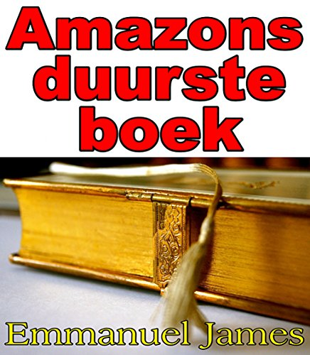 Amazons duurste boek (Dutch Edition)