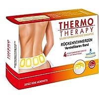 Thermo Therapy Umschlag für Rückenschmerzen, Starterset mit Gürtel + 4 Wärmekissen preisvergleich bei billige-tabletten.eu
