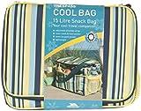 Trespass Nukool Cool Bag-Lemon Grass Stripe, Large