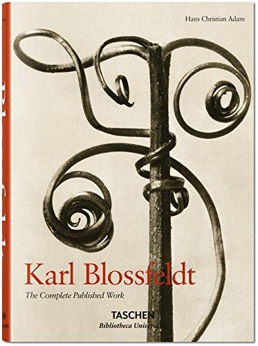 Descargar Libro Blossfeldt. The Complete Published Work (Bibliotheca Universalis) de Hans Christian Adam