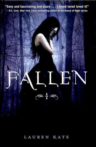 (FALLEN ) BY Kate, Lauren (Author) Library Binding Published on (12 , 2009)