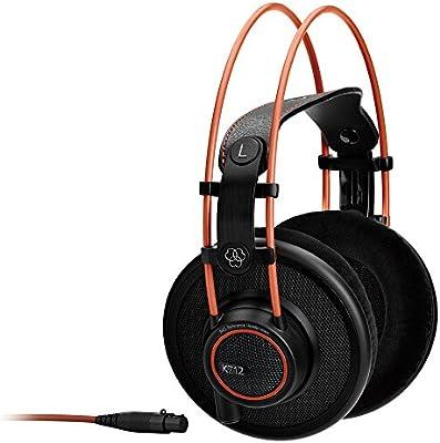 AKG K712PRO - Auriculares para DJ, color negro