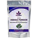 Havintha Indigo Powder for Hair black & Beard - Indigofera Tinctoria - 227