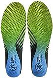 Sidas 3D Run Protect Semelle Running Mixte Adulte Bleu FR : L (Taille Fabricant : L(42-43))
