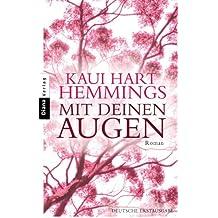 Mit deinen Augen: Roman (German Edition)