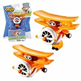 Super Wings - Selección Mini Transform Aviones Transform-a-Bots, Super...