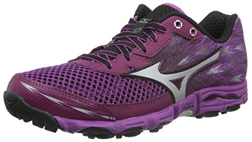 Mizuno Wave Hayate 2, Zapatillas de Running para Asfalto para Mujer, M