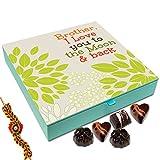 Best Bros Bracelets - Chocholik Rakhi Gift Box - Best Bro in Review