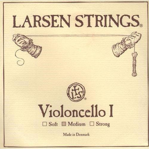 –4/4Größe–Medium Gauge (Cello Saiten Set 4 4)