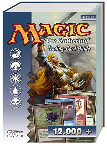 ***** Magic the Gathering Trading Card Guide german