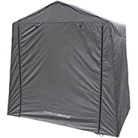 Charles Bentley Tent Side Front Extension Shelter Outdoor Camping Festival Wind Rain Protection - Grey34