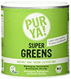 Purya! Bio Super Greens, 1er Pack (1 x 150 g)