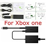 Auntwhale Mini KINECT Adapter For XBOX ONE S/XBOX ONE X,Mini Power Supply for Kinect Adapter for Windows 10 PC