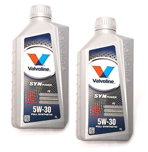 valvoline-2-x-1l-olio-5-w-30-synpower-fe-motore-per-auto-piccoli-veicoli-furgone