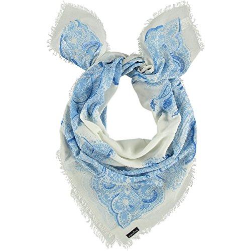 FRAAS Damen Umschlagtuch 623177, Gr. One size, Blau (Royal Blue 560)