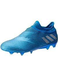 promo code 96fad 3796f Adidas Messi 16 + Pureagility FG – Scarpe da calcio da uomo, Uomo, blu