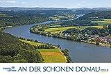 An der schönen Donau - Kalender 2017 - mit Wandplaner - Korsch-Verlag - Panorama-Format - 58 x 39 cm
