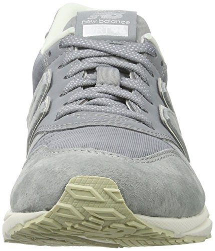 New Balance 96 Revlite, Formatori Donna Grigio (Steel With Angora)