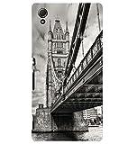 Printvisa Premium Back Cover London Bridge In Vintage Background Design For Sony Xperia Z3+::Sony Xperia Z3 Plus