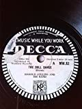 "The Doll Dance / The Rag Doll [10"" shellac 78 rpm]"