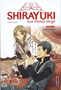 Shirayuki aux cheveux rouges Edition simple Tome 7