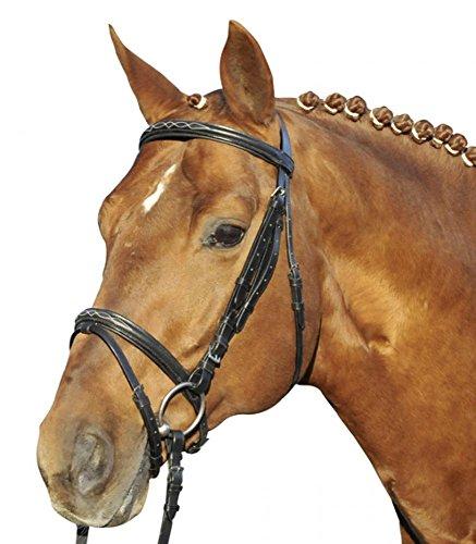 HKM Reittrense -Jana-, braun, Pony