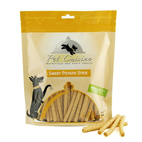 Pet-Cuisine-Premium-Dog-Treats-Puppy-Chews-Snacks-Sweet-Potato-Stix-340g