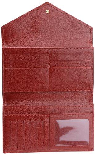 La Bagagerie - Portamonete da donna Rosso (kirsch)